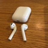 Apple AirPods がおすすめな5つの理由! 通勤通学用イヤホンは完全ワイヤレスがおすすめです。