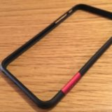 iPhone用 世界最薄1mm バンパーケース 「ThinEdge frame case for iPhone」を1年使用してわかったおすすめな3つの理由! メリット・デメリットをご紹介