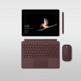 噂の小型版 SurfaceをMicrosoftが発表!「Surface Go」を販売員目線で検討します!