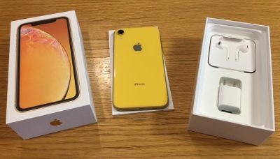 iPhone 6S から iPhone XR へ機種変更しました。移行方法&レビュー致します。最新iPhone11もOK